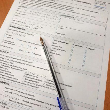 Consentements/prescripteurs